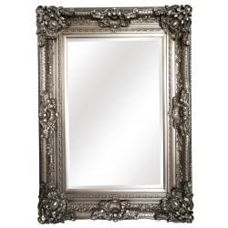 "Wall Mirror - Silver - 48""..."
