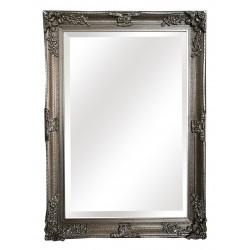 "Wall Mirror - Silver - 42""..."