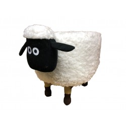 Faux Leather / Suede Sheep...