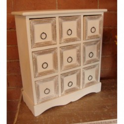 Miniature 9 Drawer Chest...