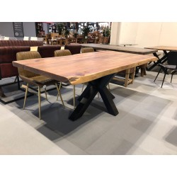 2m Living Edge Dining Table