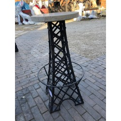 Iron Eiffel Tower Bar Stool...