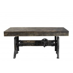 Industrial Coffee Table -...
