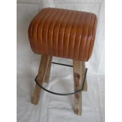 Leather Pommel Horse Style...