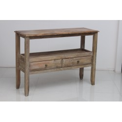 Console Table 2 Drawers in...