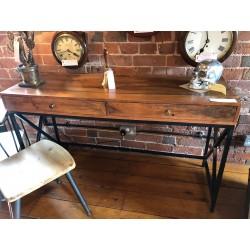 Cross Leg Writing Table...