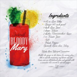 Bloody Mary Cocktail Recipe...