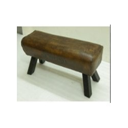 Genuine Leather Bench Seat...