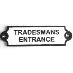 Cast Iron Tradesmans...