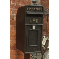 Replica Royal Mail ER Black...