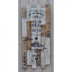 Wooden Sign / Wall Plaque -...