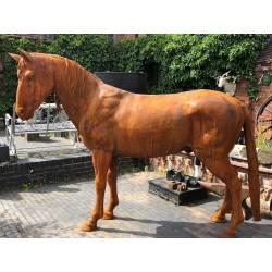 Cast Iron life size Horse...