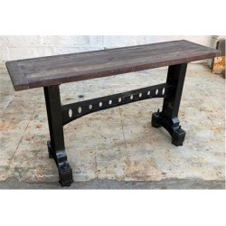 'Officers mess' Console table