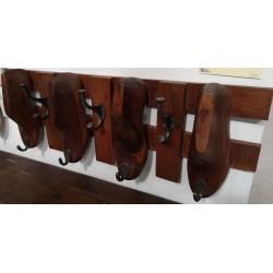Wooden Shoe Last Hangers