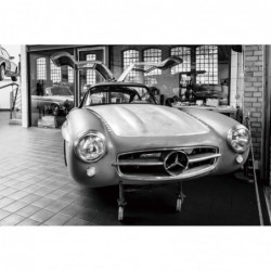 Mercedes Gullwing...
