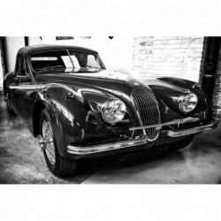Classic Jaguar XK140 Car -...