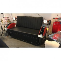 Bike Sofa Double Seater