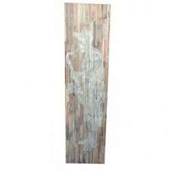 Mango Wood Wall Panel...