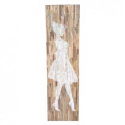 Mango Wood Wall Panel...
