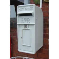 Replica Royal Mail ER White...