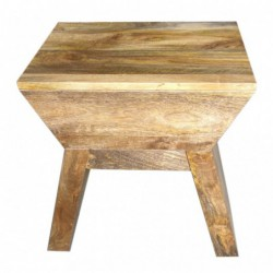 Stool / Side Table - Mango...