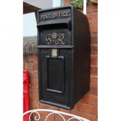 Replica Royal Mail GR Black...