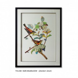 Collage Wall Art - Birds -...