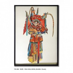 Collage Wall Art - Peking...