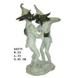 Bronze Two Goblins
