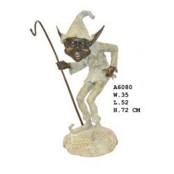 Bronze Standing Goblin