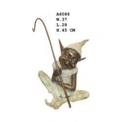 Bronze Seated Goblin