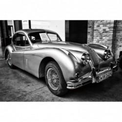 Classic 1950s Jaguar XK120...