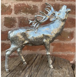 Calling Stag Sculpture -...