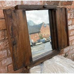 Rustic Wall Hanging Shutter...
