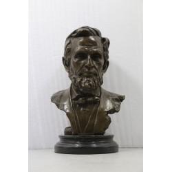Superb Bronze Bust of...