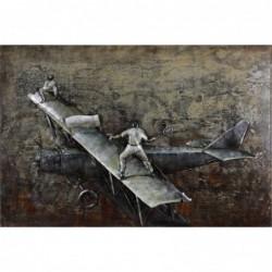 Wing Walkers 3D Metal Wall Art