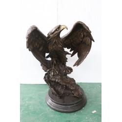 Large Bronze Sculpture of...