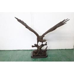 Huge Bronze Sculpture of an...