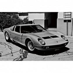 Lamborghini Miura Car 80cm...