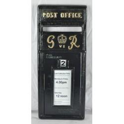 Replica Royal Mail GR Black...