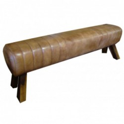 Leather Bench Pommel Horse...