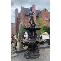 Giant Bronze Garden Water...