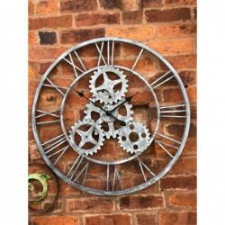 Garden Wall Clock - 76cm x...