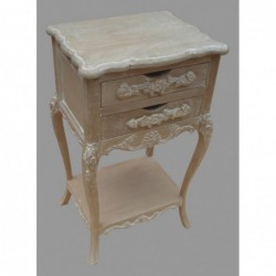 Two Drawer Bedside -...