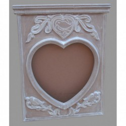 Mango Wood Mirror Frame -...