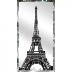 Eiffel Tower in Mirror...