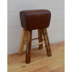 Leather Pommel Horse with...
