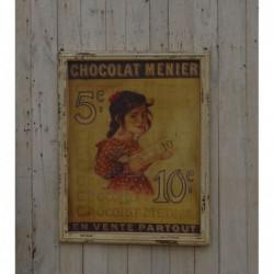Vintage Style Wooden Framed...