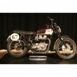 Triumph Motorbike - 80cm x...