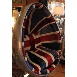 Aviation Union Jack Fabric...